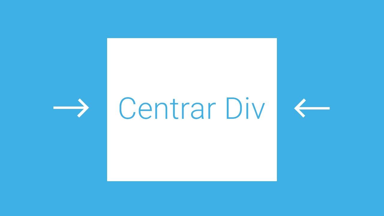 Minitip: HTML/CSS – Centrar verticalmente (y horizontalmente) un div dentro de otro