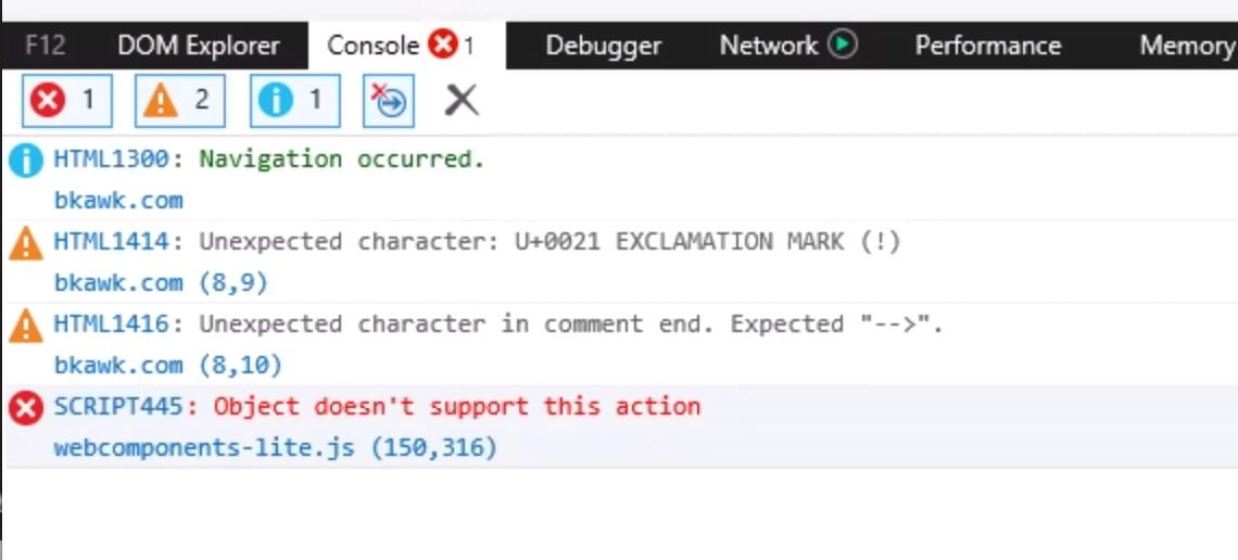 Minitip: IE11 (e inferiores) no soporta el constructor de la clase File